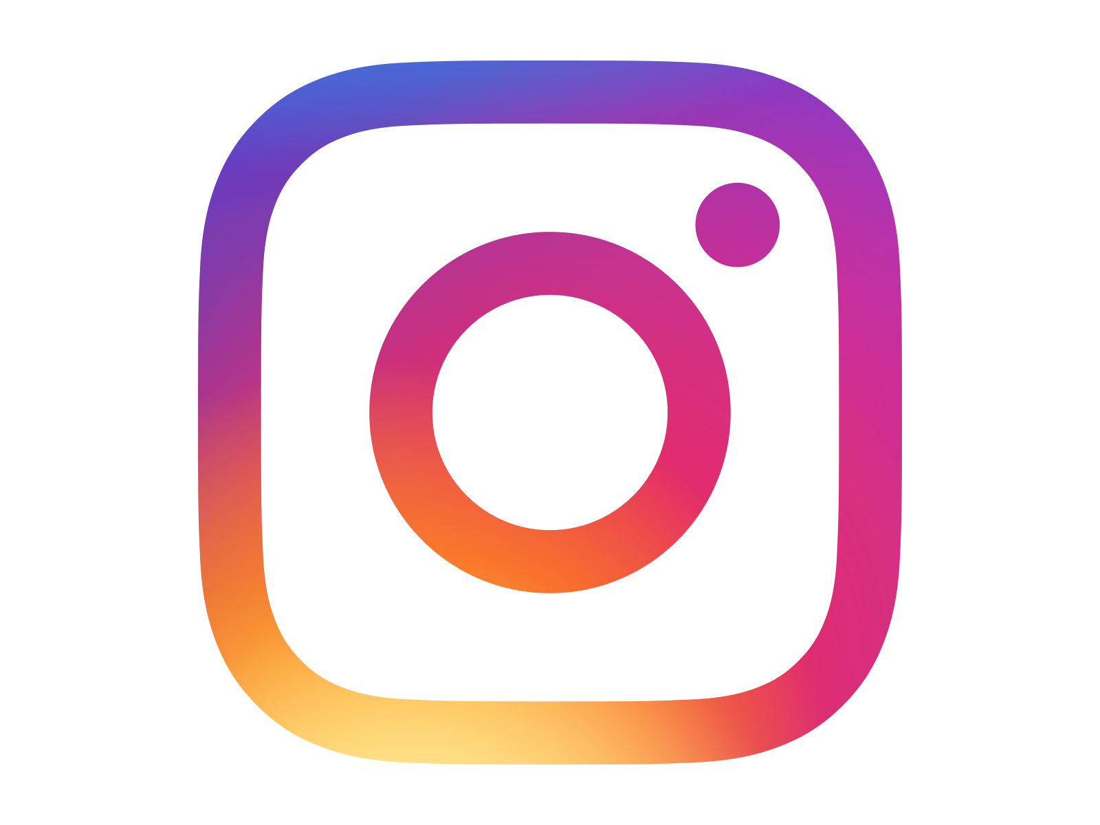 Instagram Logo Photo Icon 13594