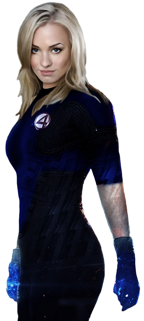 Dark Invisible Woman Transparent Picture 5825