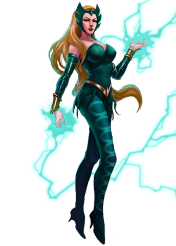 Invisible Woman Png Transparent 5818