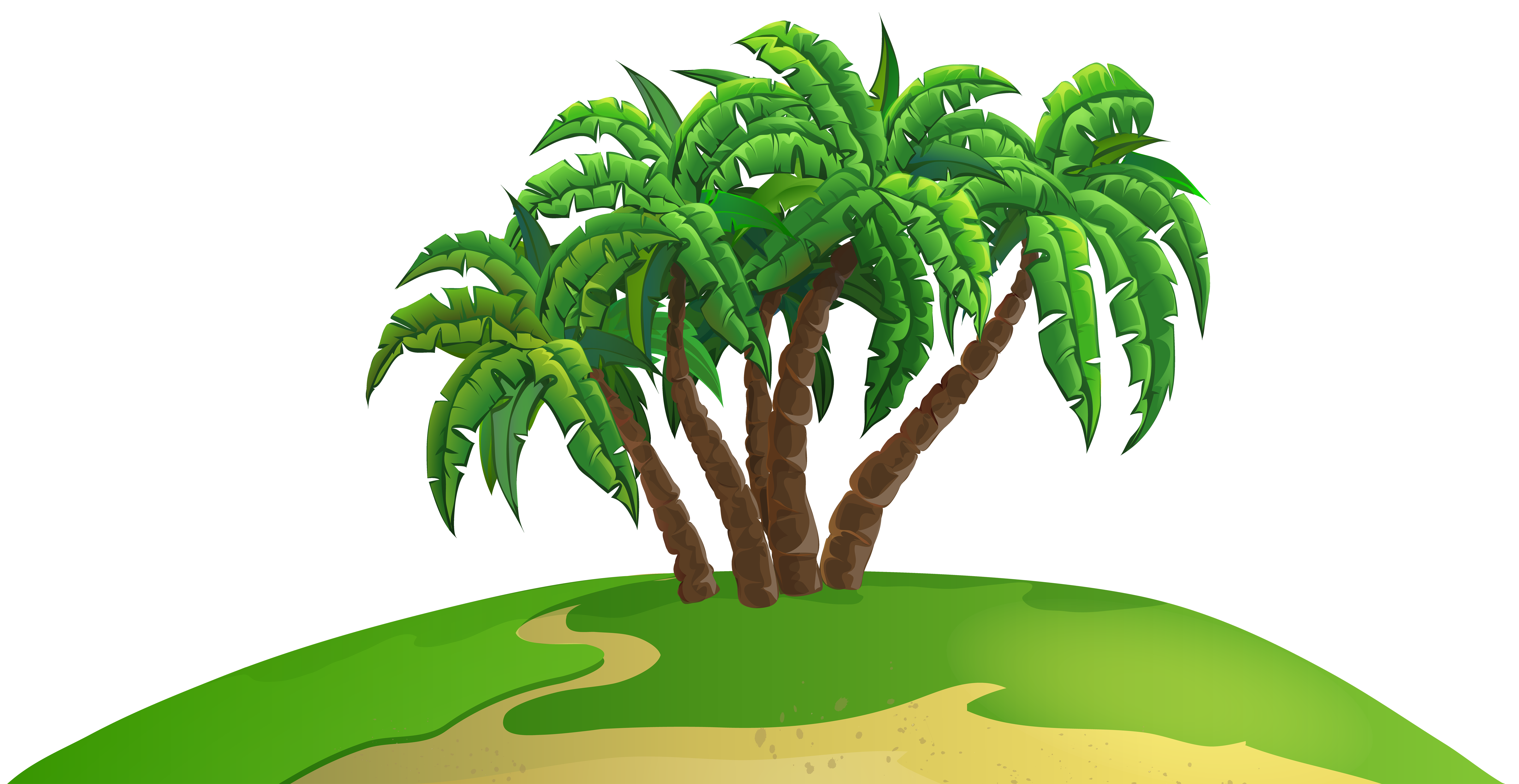 Island High Quality PNG PNG Images
