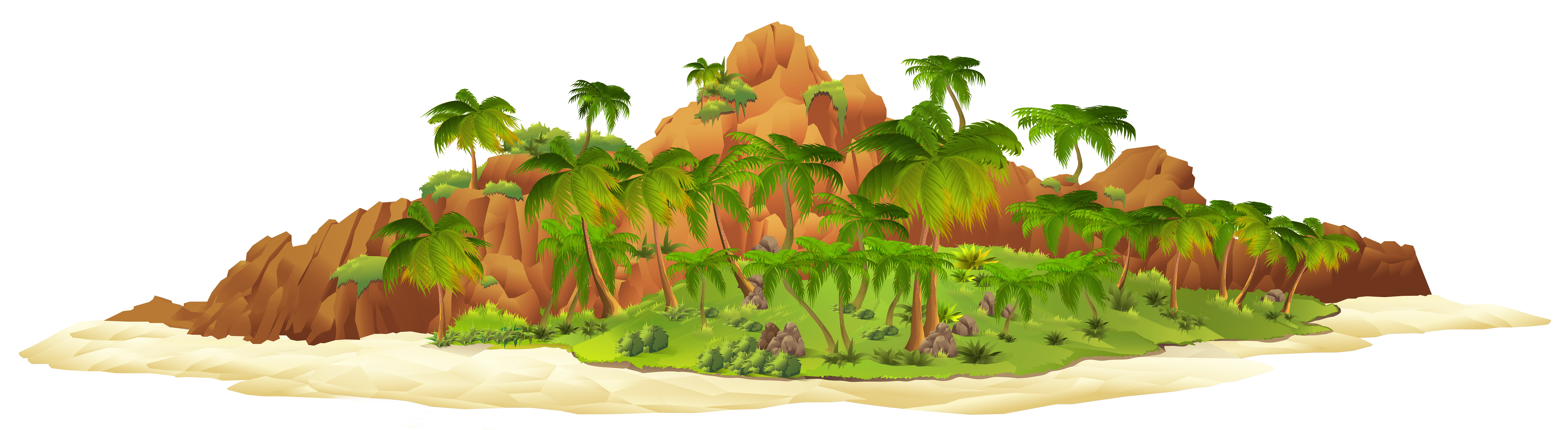 Island Free Download Transparent
