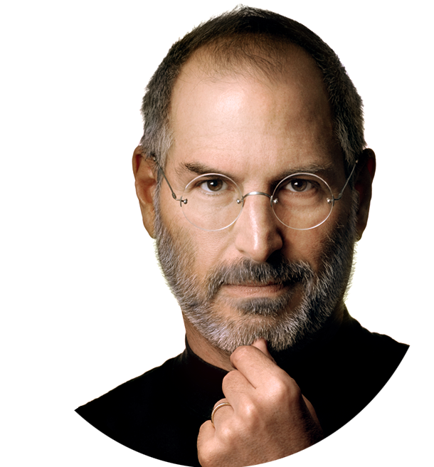 PNG Steve Jobs Picture 8379