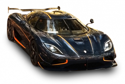Koenigsegg Free Cut Out 12644