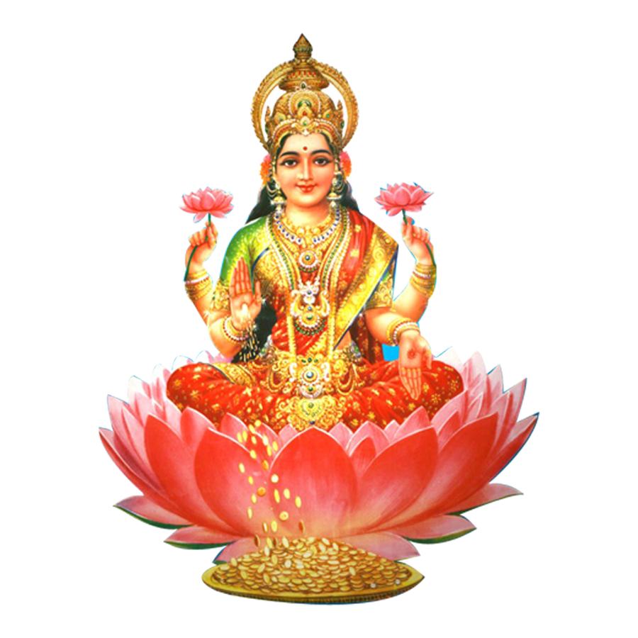 Lakshmi High Quality PNG 21388