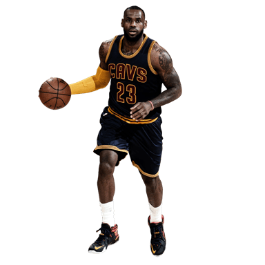Lebron James Clipart Photo