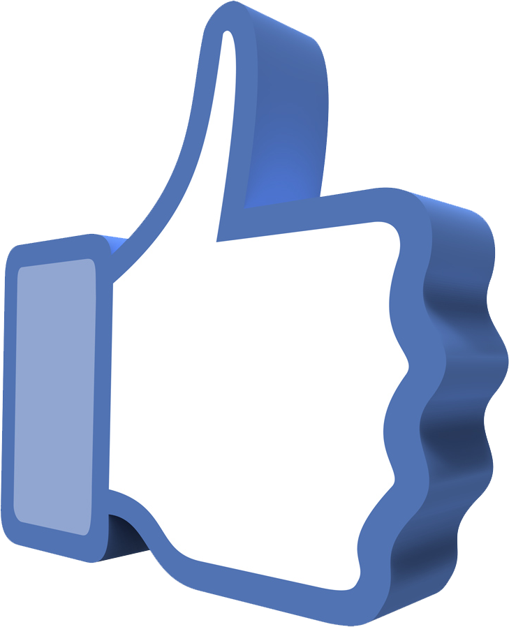 Blue Like Icone Clipart, Emoticon, Happiness, Symbol, Facebook, Social Media 28070