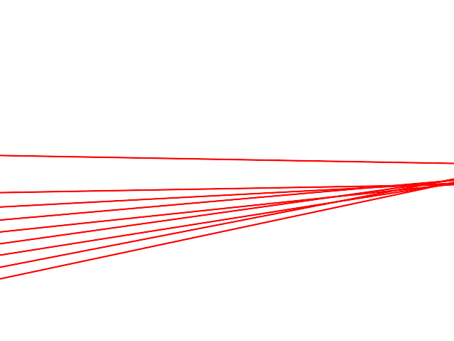 Red Lines PNG 27973