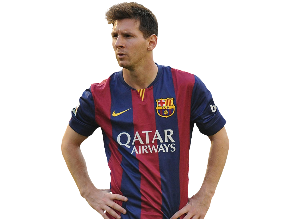 Lionel Messi Cut Out 12009