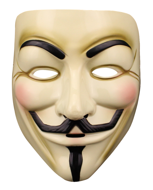 Anonymous Mask Png Transparent Image 444