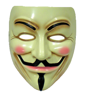 Anonymous Mask Png Transparent Pictures 448