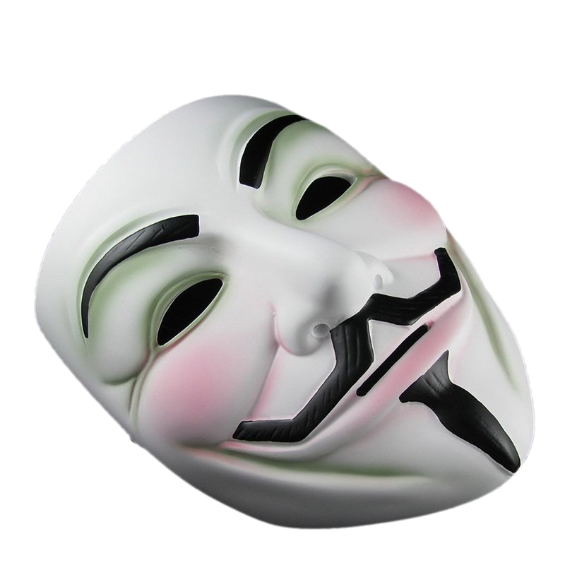 Anonymous Mask Transparent Png 459