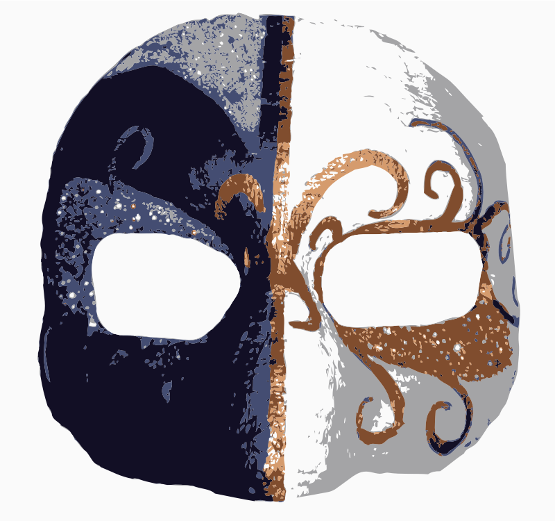 Clipart Mask Png 442