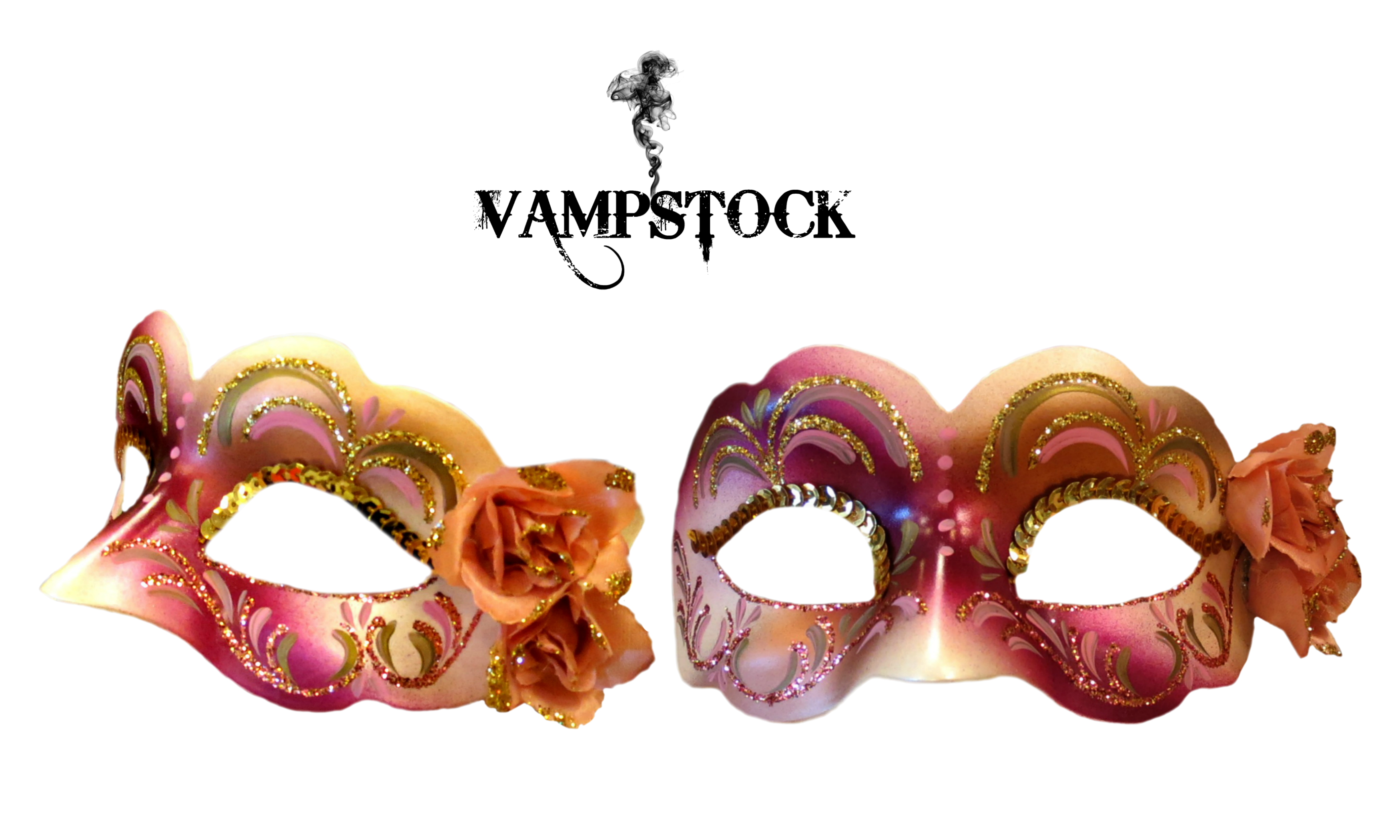 Mask Png Roses Vamp