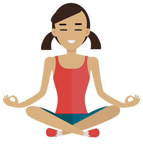 Meditation Clipart Photo 20849