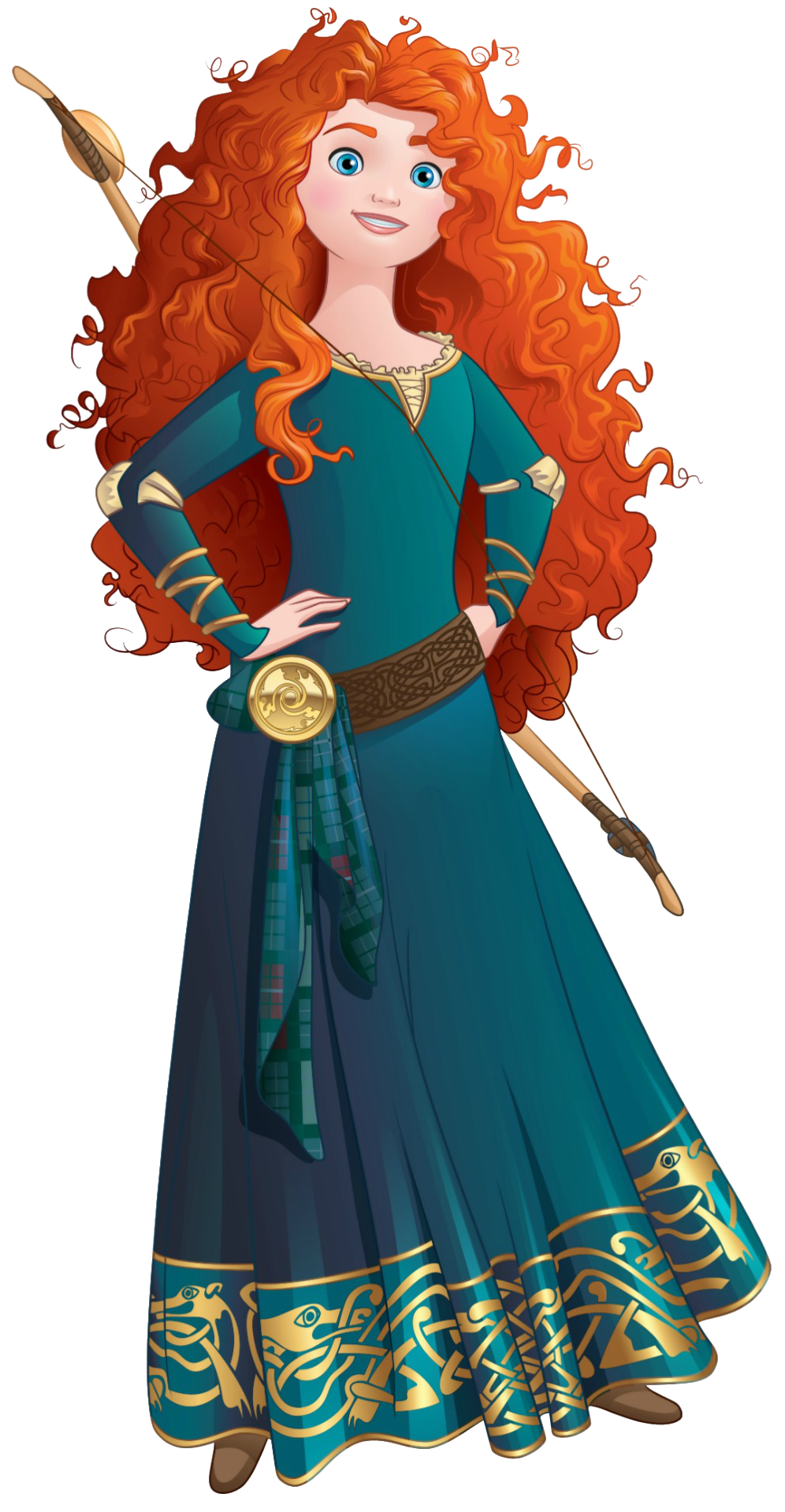 Disney Merida Transparent Images  1836