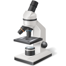Microscope Icon Png 4329