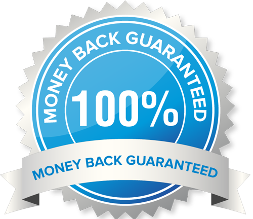 Moneyback %100 Vector Image 26020