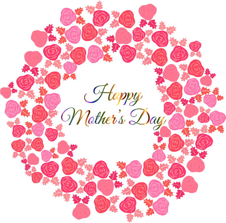 Happy Mothers Day Bouquet Of Flowers Png 4551