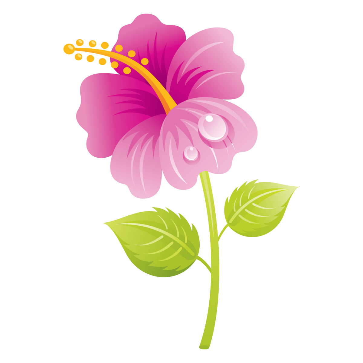 Mothers Day Flowers Clipart Images 4562