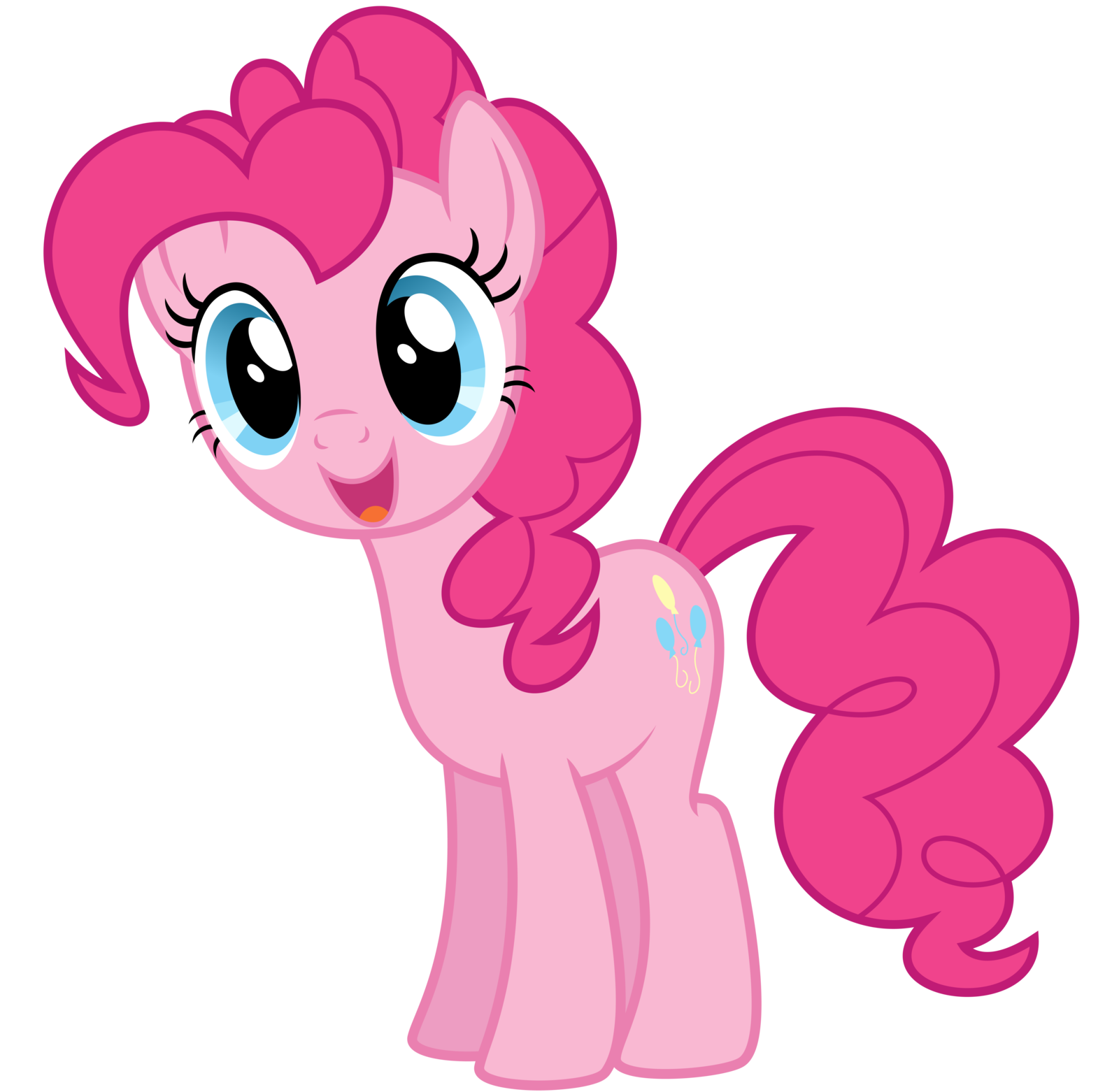 My Little Pony Transparent Pictures 26104