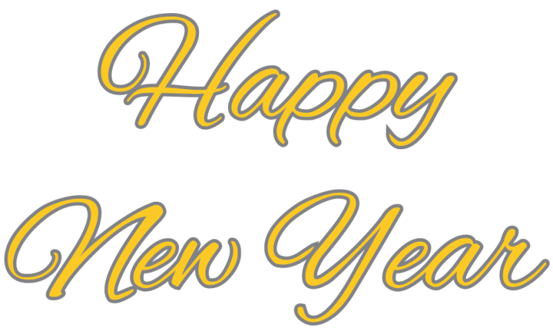 Happy New Year 2017 Clipart Hd Pic 4117