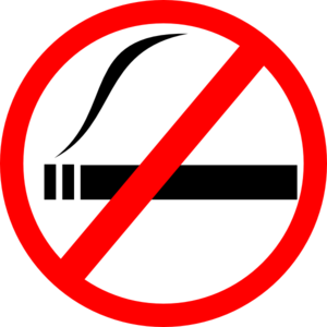 No Smoking Clip Art Circle 6630