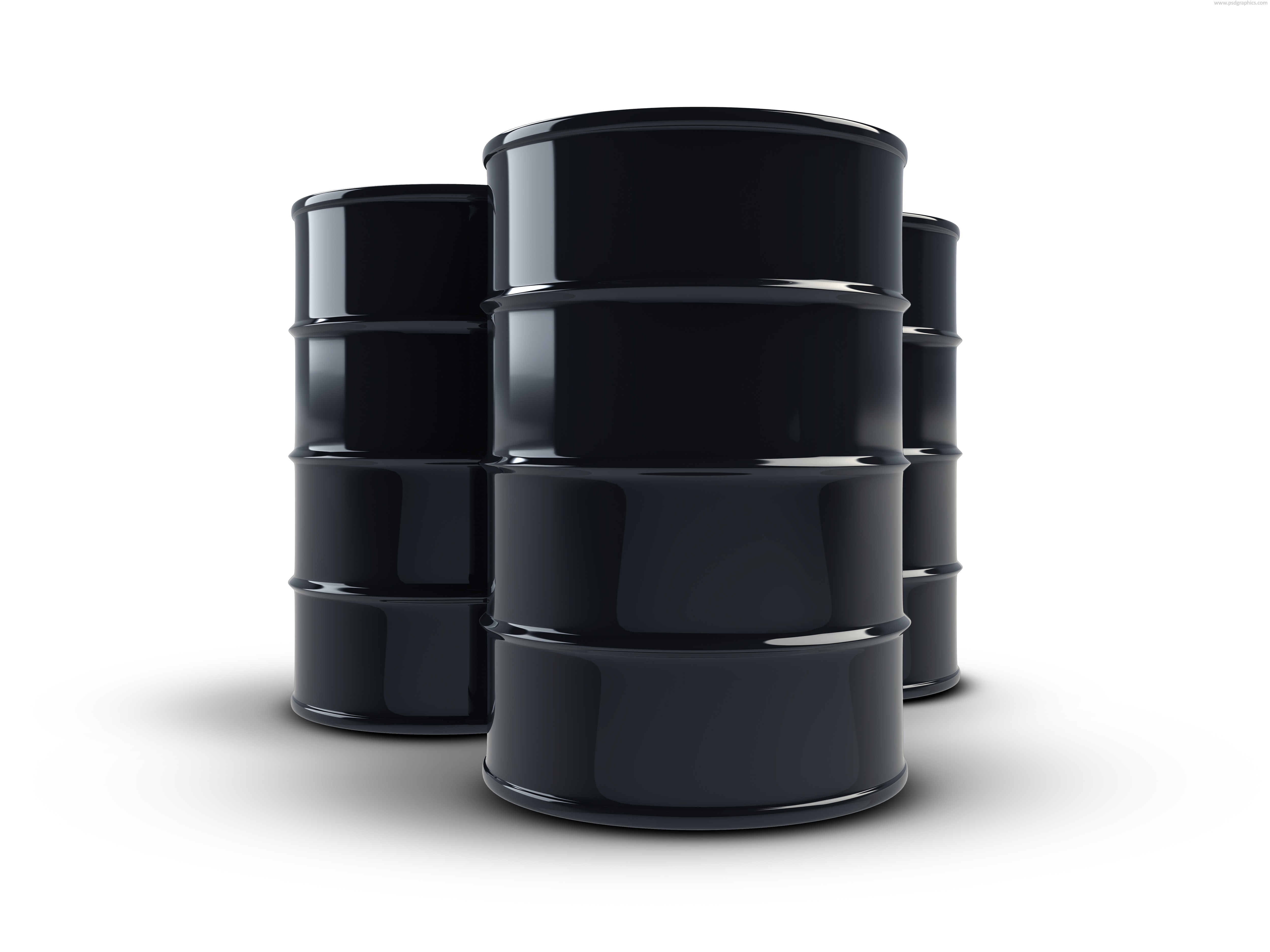 Black Oil Barrel And Barrels Png Pictures