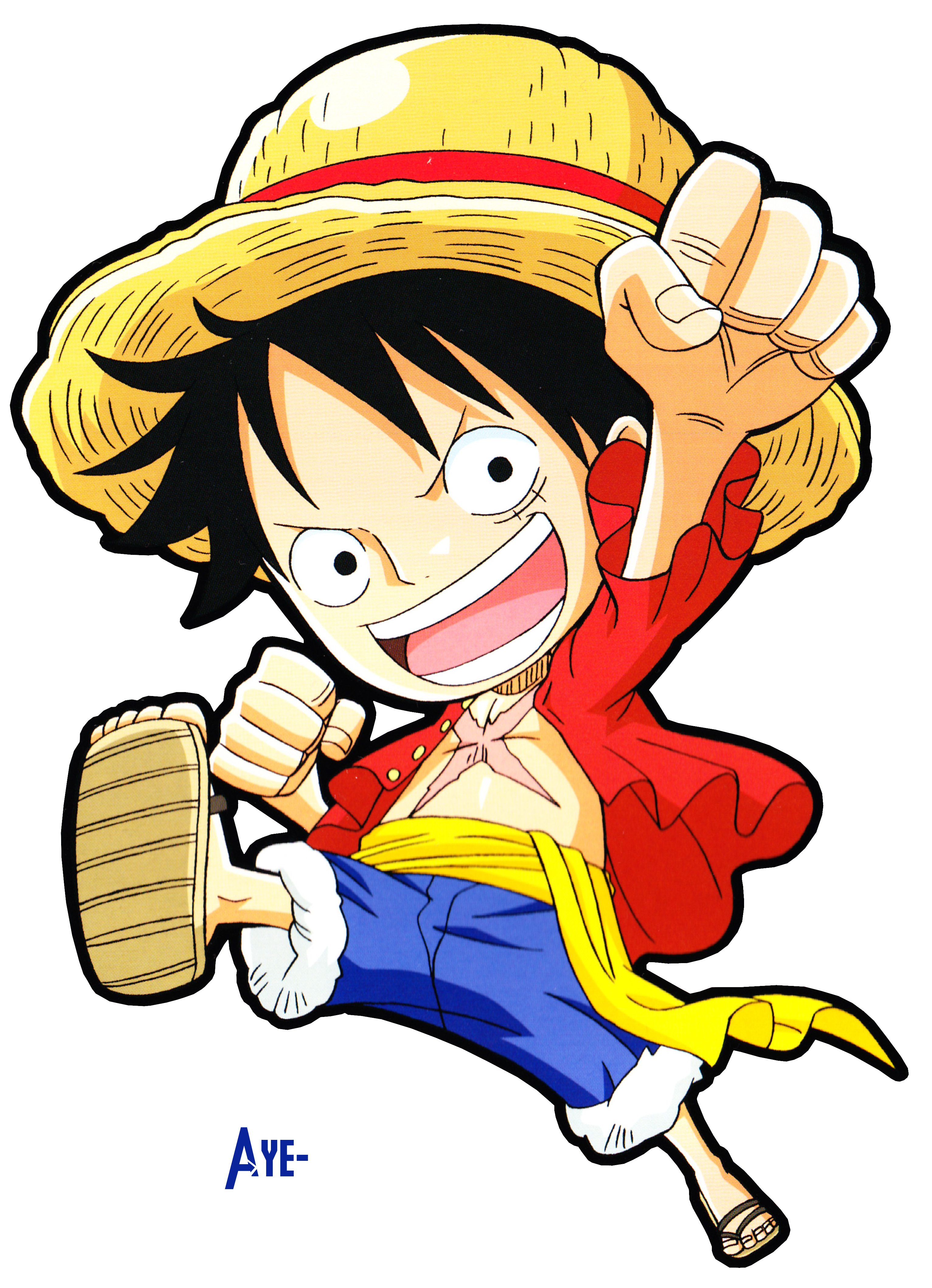 One Piece Transparent Background PNG Images