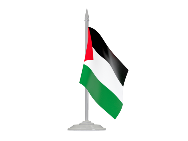 Palestine Flag Free Cut Out 15054
