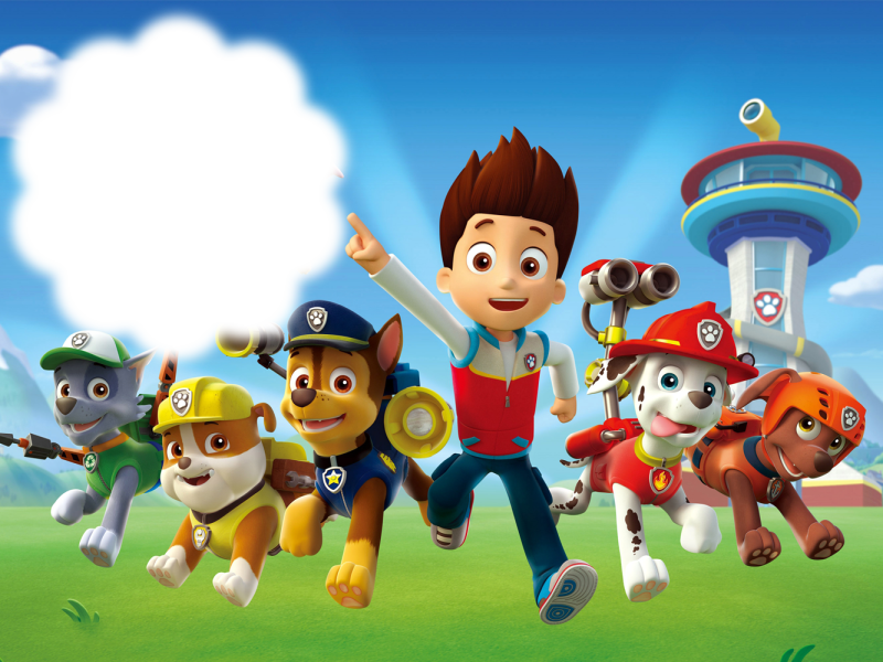 Paw Patrol Clipart File 14109