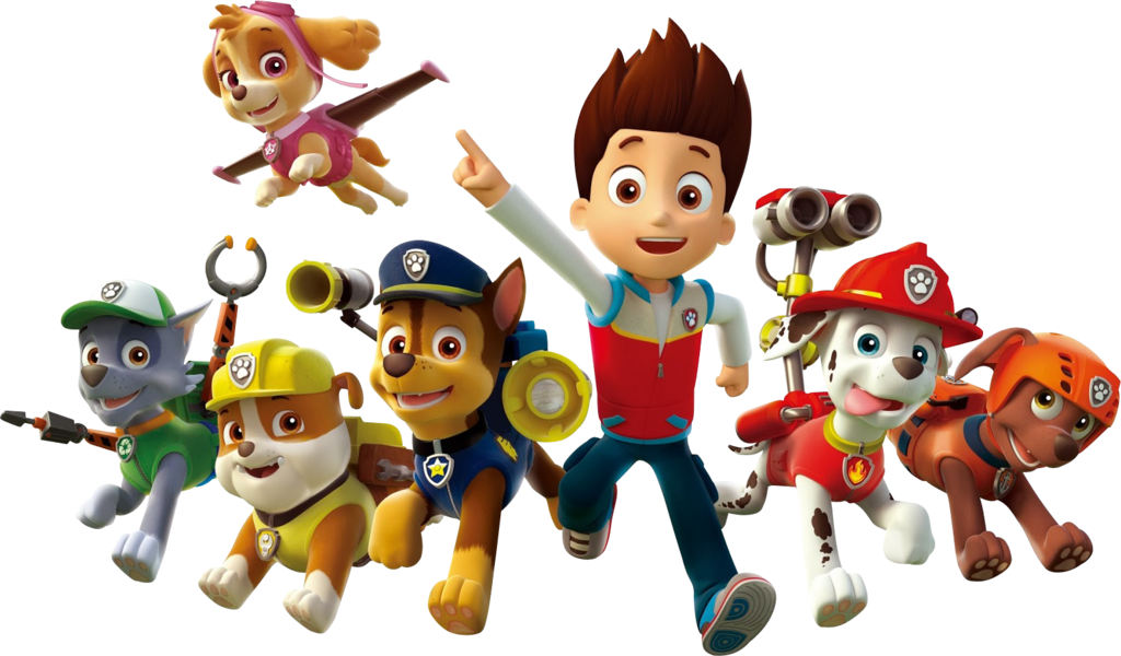 Paw Patrol Transparent Background 13 14108