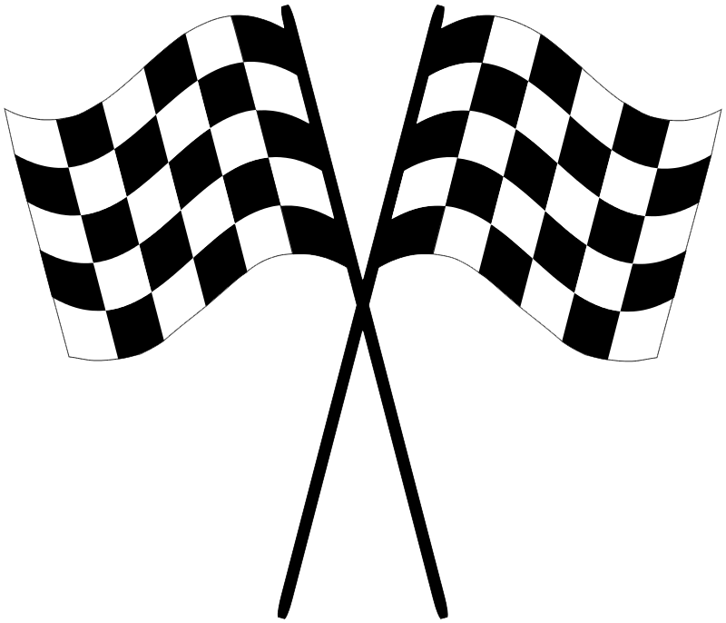 Track Races Flag Png Transparent Images  1756