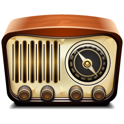 Radio High Quality PNG 7209
