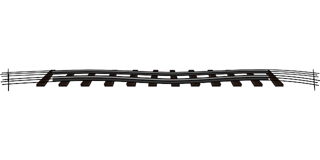 Railroad Tracks HD Image 11824