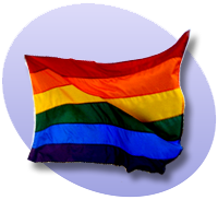 Rainbow Flag Png Photo 2045