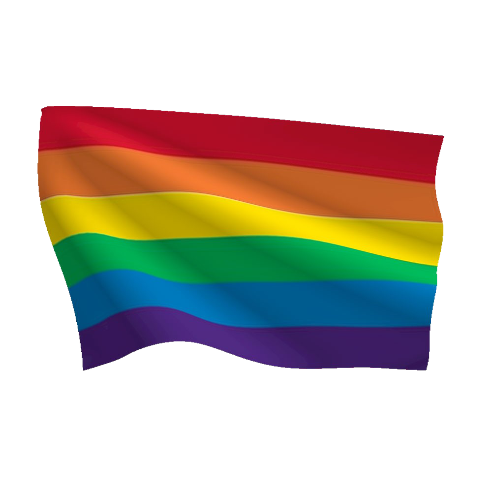 Rainbow Flag Png Transparent Image  2034