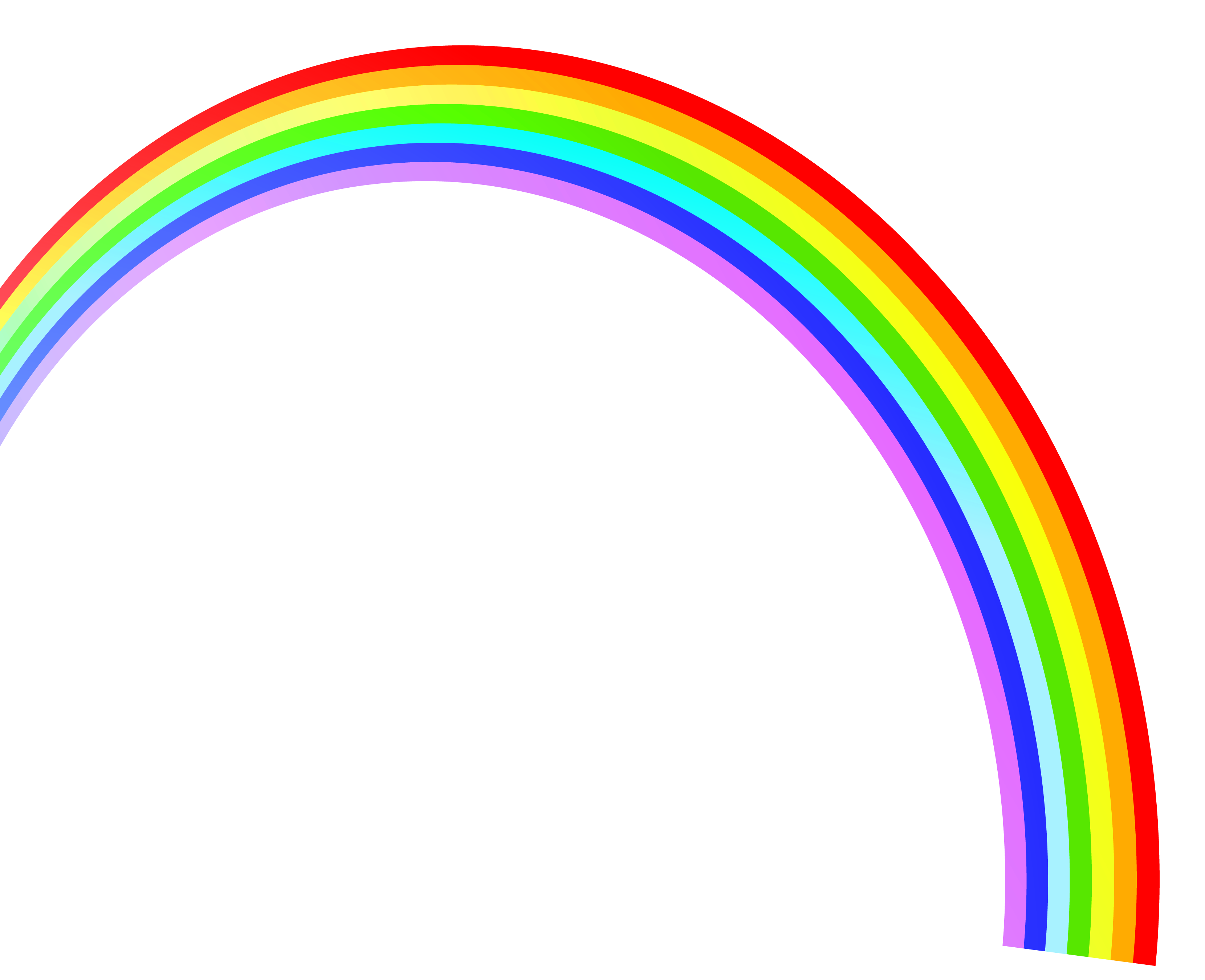 Rainbow Transparent Image