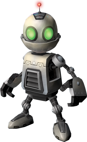 Ratchet Clank Free Transparent Png 8675