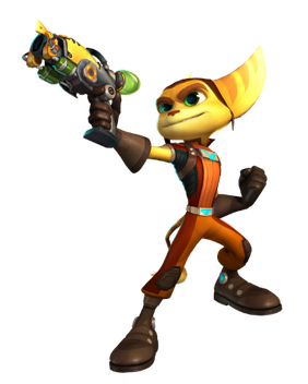 Ratchet Clank Free Transparent Png 17 8688