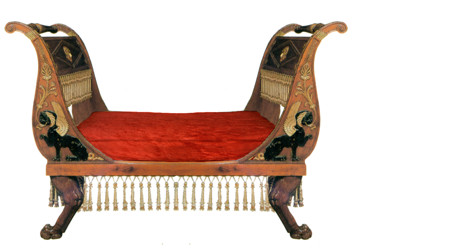 Old Furniture Recliner Png 1897