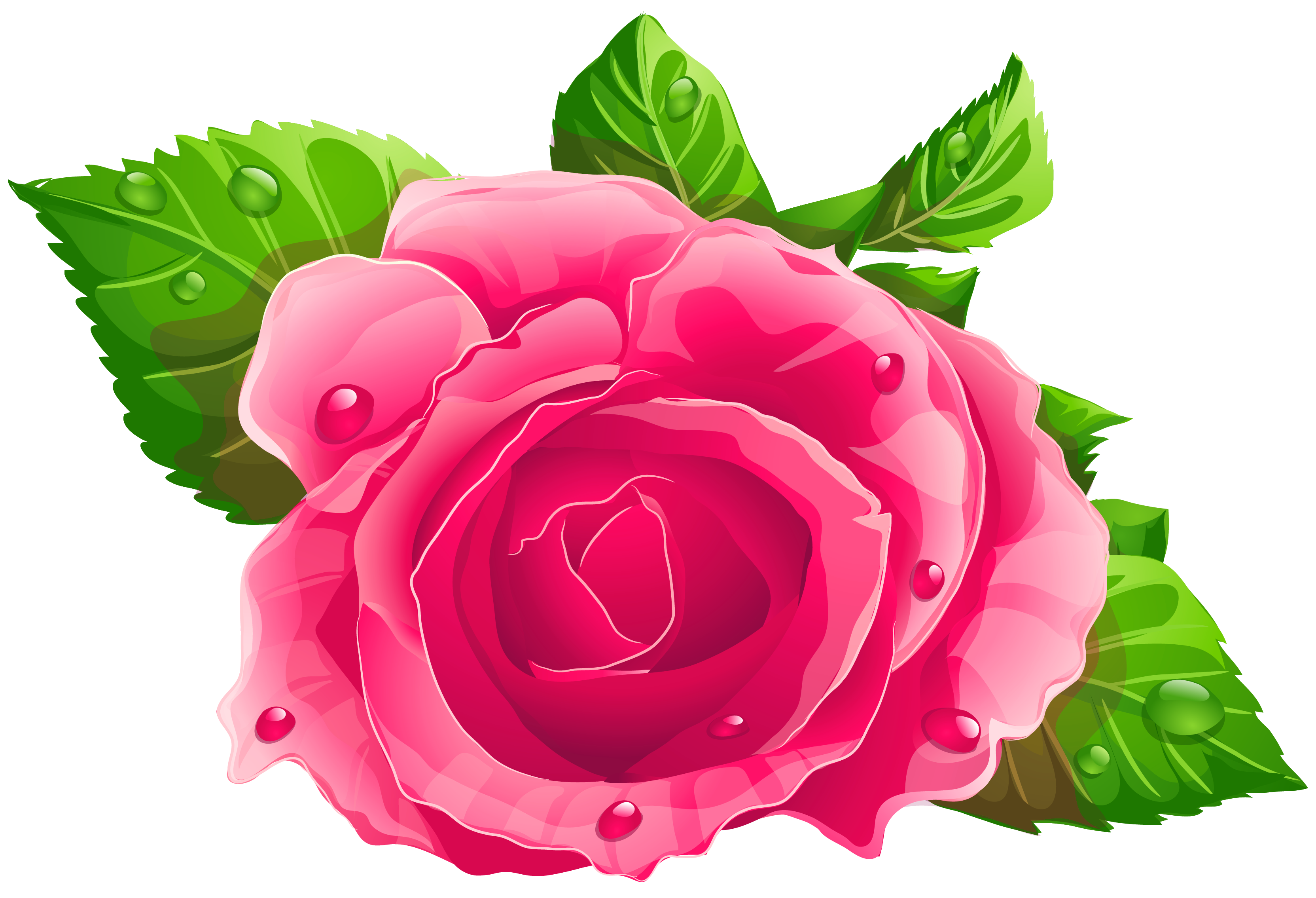 Png Rose Flowers Clipart PNG Images