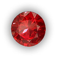 Bright Ruby Stone Pictures 2779