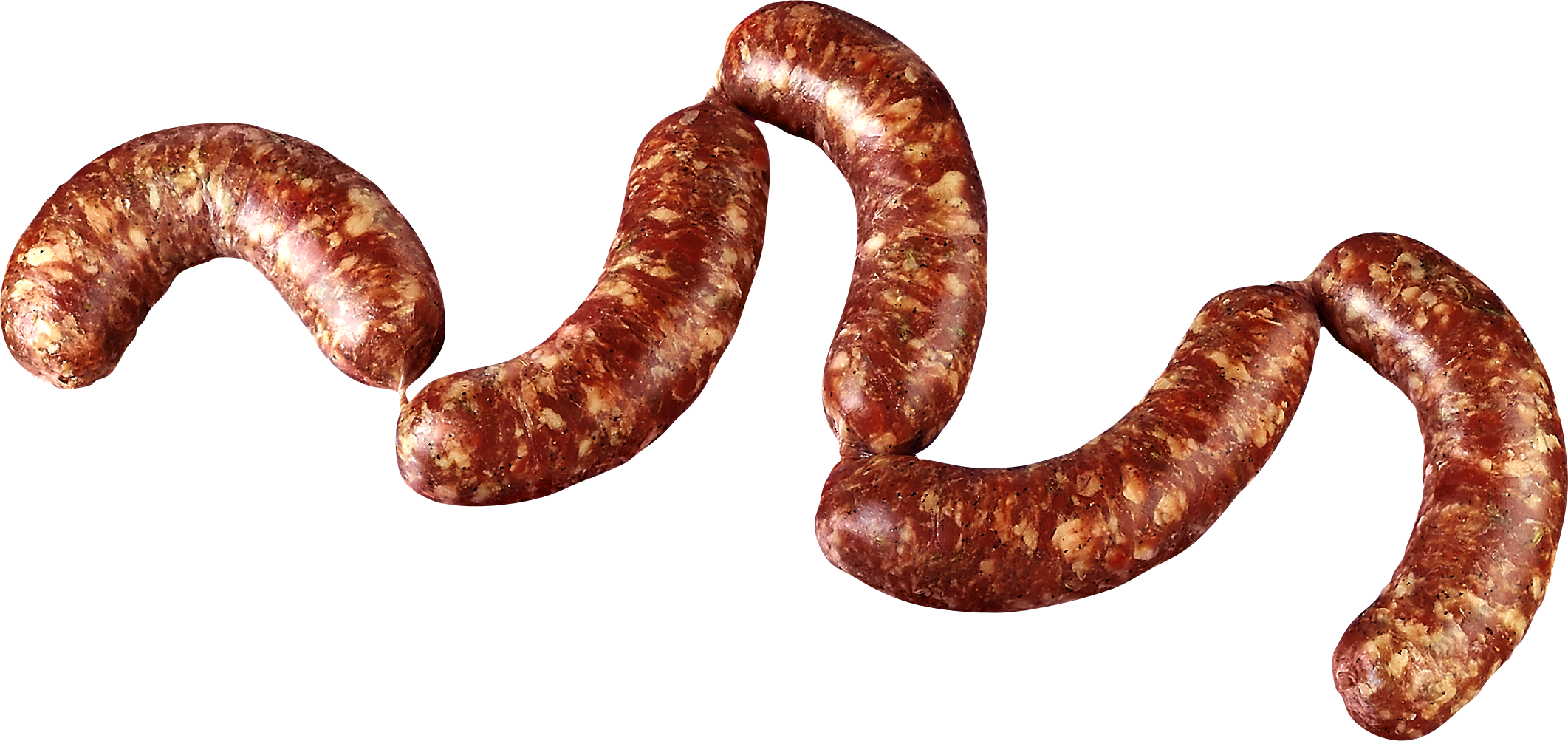 Sausage, Beef, Sausage, Coiled, Png Image 4857