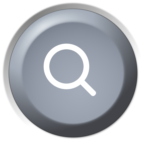 Search Gray Circle Button Background 23501