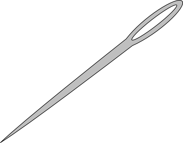 Sewing Needle Png Transparent 3249