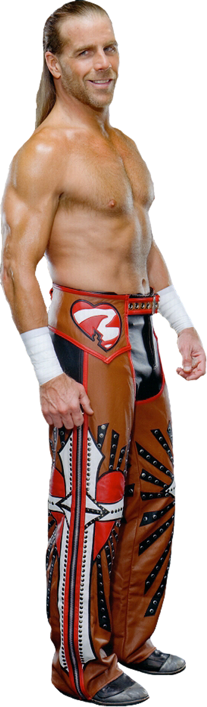Shawn Michaels Png Pictures 4389