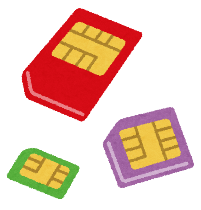 Sim Card Clipart Photo 15824