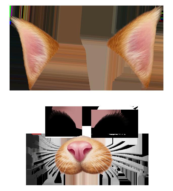 Phone App Cat Ears