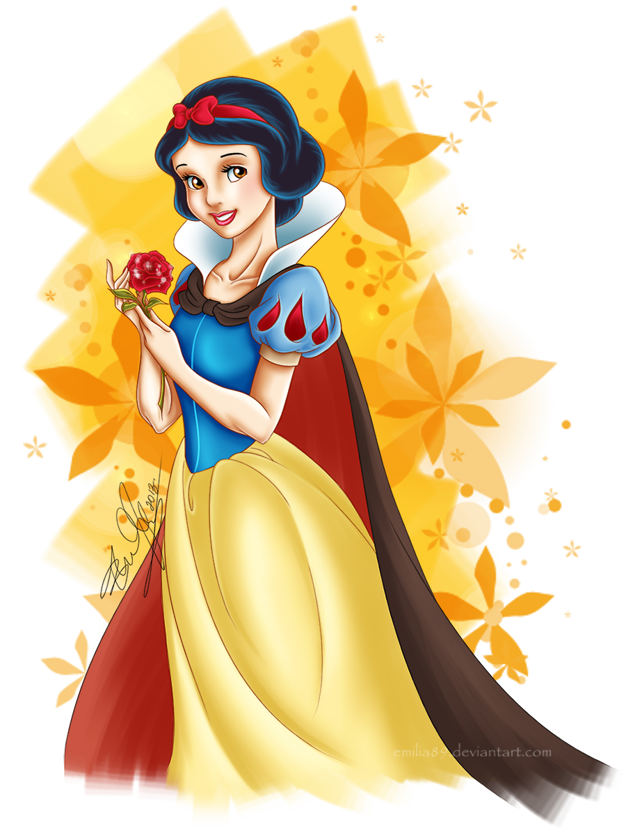 Attractive Princess, Snow White Png 328