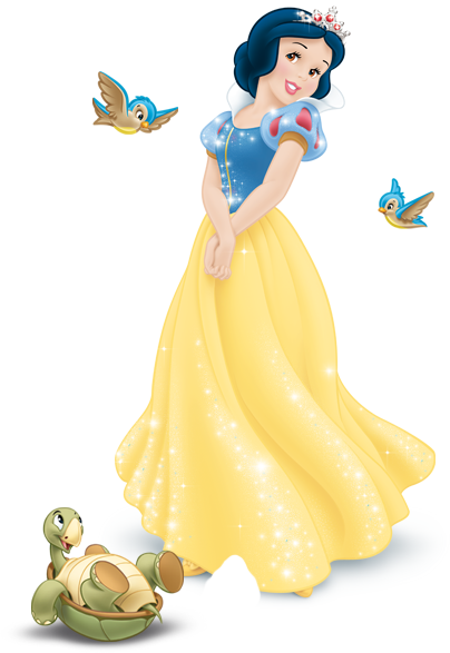 Beautiful Snow White Png Photo 337